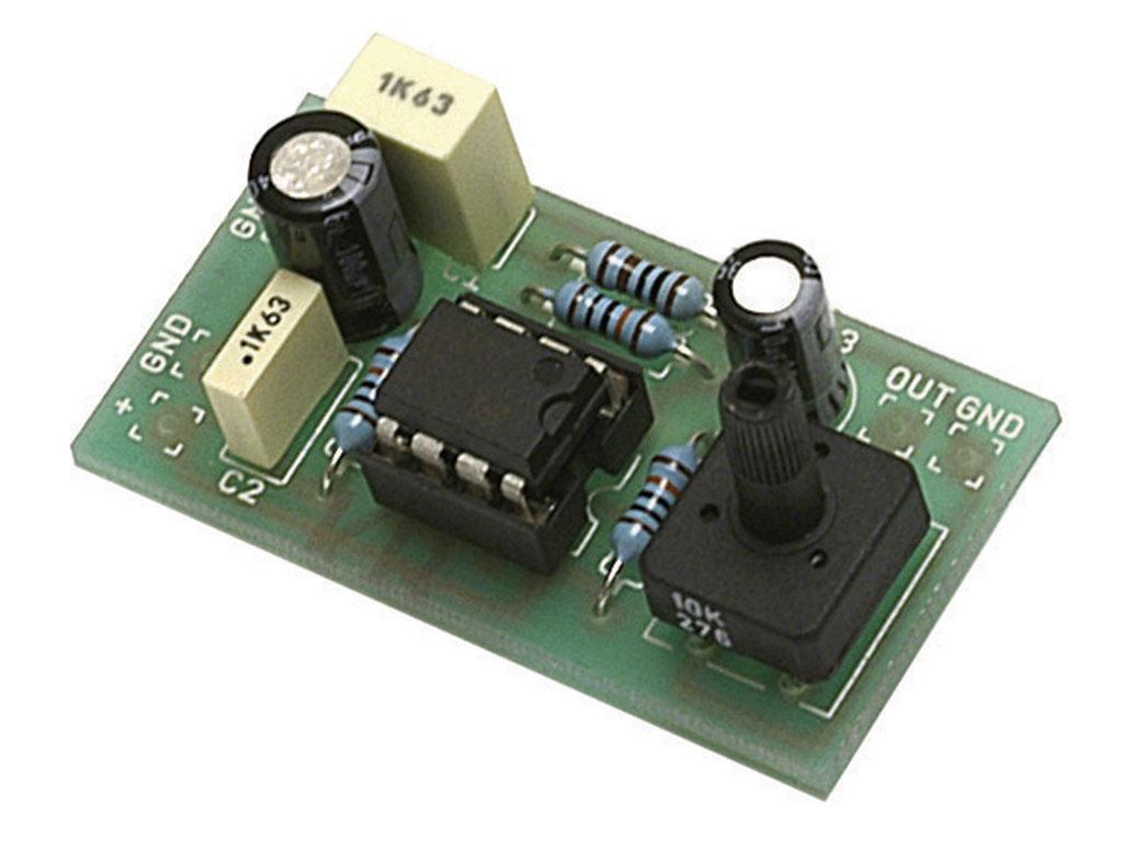 Mono Preamp Kit Mindsets Online Universal Circuit Diagram