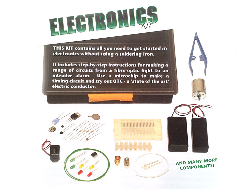 Electronics Kit Mindsets Online Circuits And