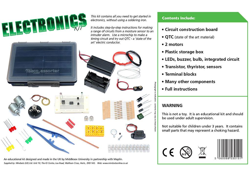 Electronics Kit – Mindsets Online